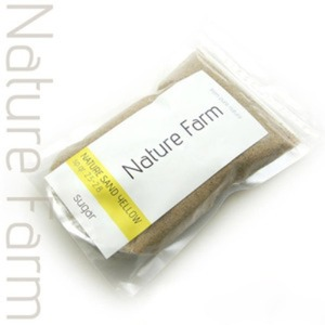 Nature Sand YELLOW 800g 네이처 샌드 옐로우 슈가 800g (0.2mm~0.5mm)